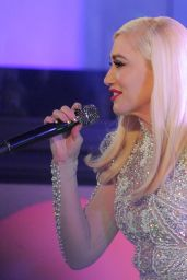 Gwen Stefani Is Seen At BBC The One Show In London
