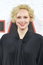 Gwendoline Christie At Star Wars: The Last Jedi Photocall in London