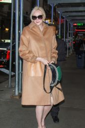 Gwendoline Christie Out and about in New York City
