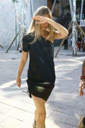 Gwyneth Paltrow Arriving for her Goop event in Miami