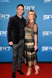 Helen Skelton At Sports Personality Of The Year At Echo Arena in Liverpool