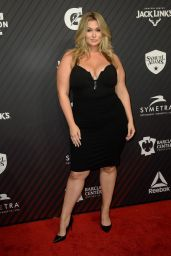 Hunter McGrady At Sports Illustrated Sportsperson of the Year Awards, New York