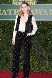 Immy Waterhouse At London Evening Standard Theatre Awards at the Theatre Royal in London