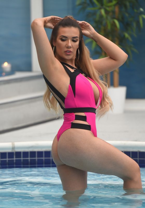 Imogen Townley Showing off her Brazilian Bum Lift at Carnatic Spa