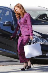Isla Fisher Out and about in Hollywood