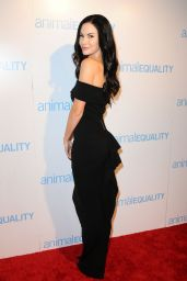 Jayde Nicole At Animal Equality Global Action Annual Gala - Los Angeles