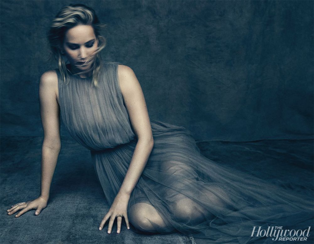 Jennifer Lawrence - The Hollywood Reporter December 2017 ...