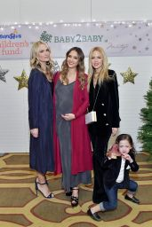Jessica Alba At The Baby2Baby Holiday Party presented by Toys