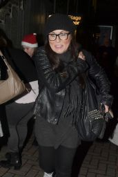 Jessie Wallace In Bromley