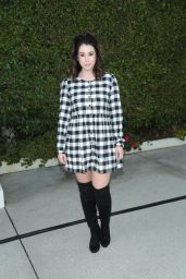 Jillian Rose Reed Arrives at a private house party in Beverly Hills