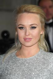 Jorgie Porter At The Sun Military Awards in London