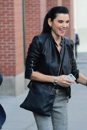 Julianna Margulies Out and about in NYC