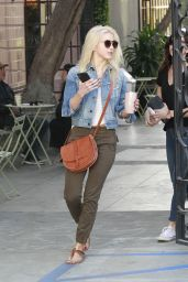 Julianne Hough Out in West Hollywood