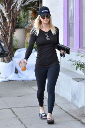 Kaley Cuoco Out in Studio City