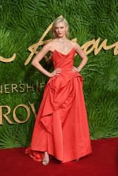 Karlie Kloss At The Fashion Awards 2017 in partnership with Swarovski in London, UK