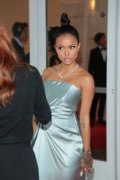 Karrueche Tran At The 16th Annual Unforgettable Gala in Beverly Hills