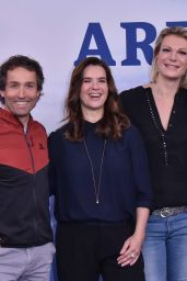Katarina Witt Presenters & experts for 23rd Olympic Games in Pyeongchang, Berlin