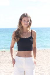 Kate Bock At Sports Illustrated Models Bungalow Party in Miami