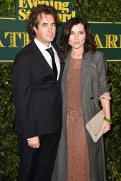 Kate Fleetwood At London Evening Standard Theatre Awards at the Theatre Royal in London
