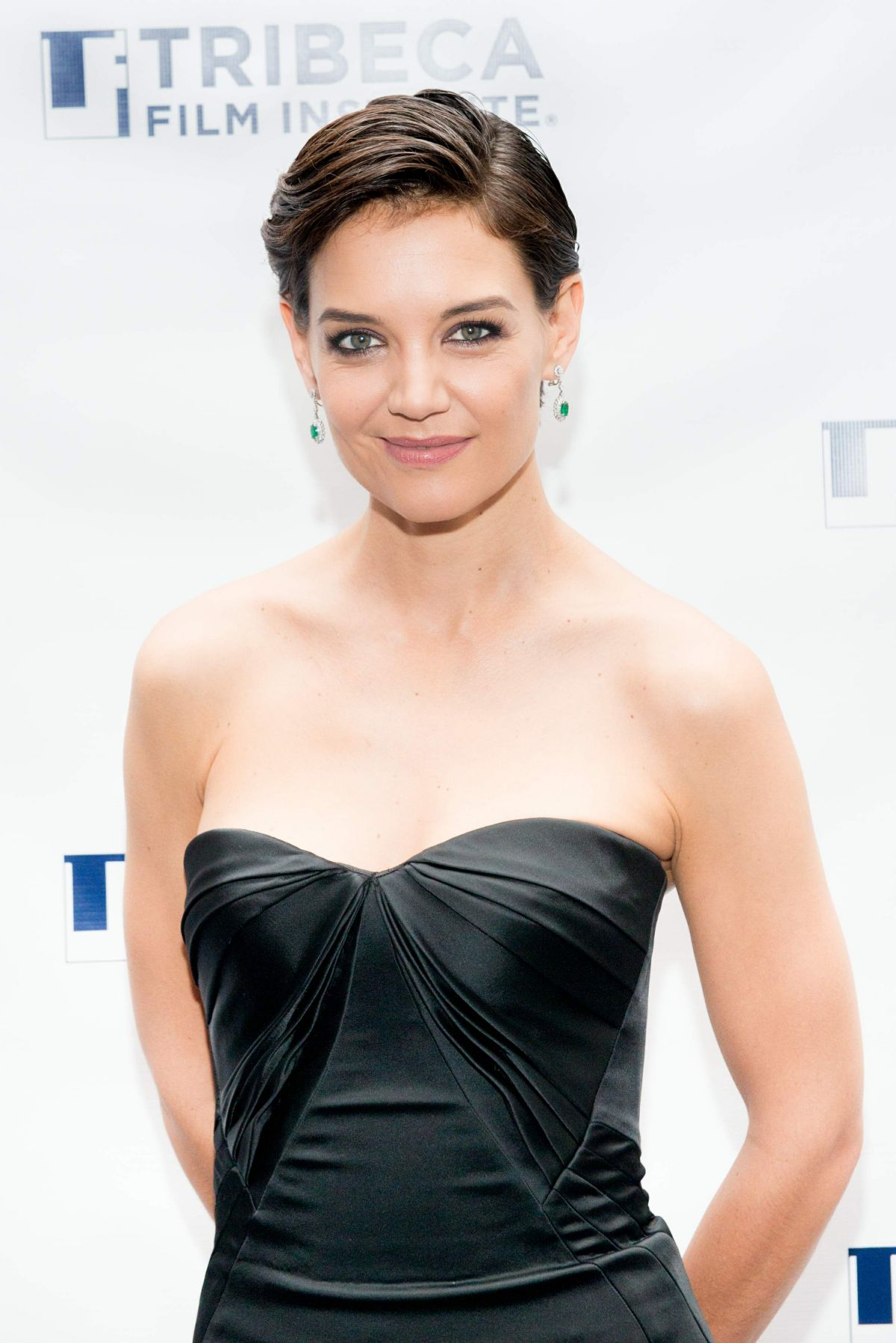 Katie Holmes At 20th Anniversary Screening Of 'Wag The Dog