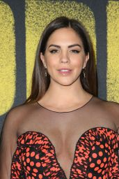 Katie Maloney At Pitch Perfect 3 film premiere, Los Angeles