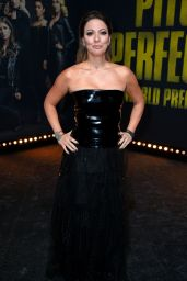 Kay Cannon At Pitch Perfect 3 film premiere, Los Angeles