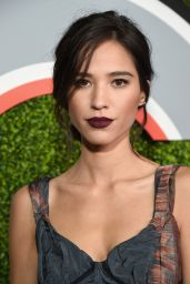 Kelsey Asbille Chow At GQ Men of the Year Awards in Los Angeles