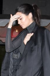 Kendall Jenner Goes braless while leaving The Avalon with Blake Griffin in Hollywood