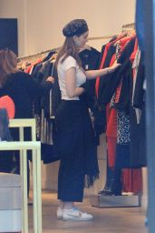 Kerris Dorsey Is spotted as she goes shopping in Beverly Hills during the midweek