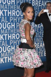 Kerry Washington At 6th Annual Breakthrough Prize Ceremony in Mountain View