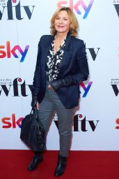 Kim Cattrall At Sky Women in Film and TV Awards, London, UK