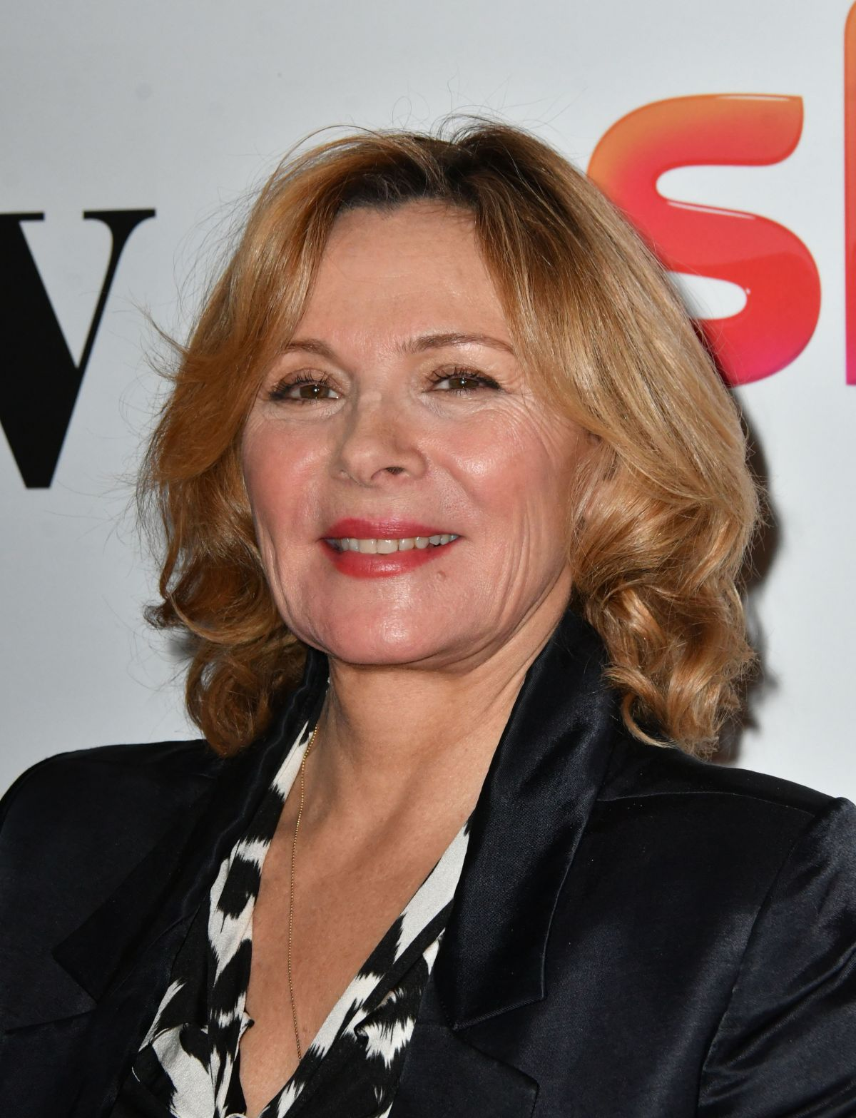 Kim Cattrall At Sky Women in Film and TV Awards, London ...