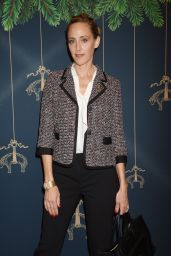 Kim Raver At Brooks Brothers holiday celebration with St Jude Children