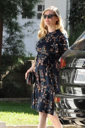 Kirsten Dunst Was spotted out and about in Los Angeles