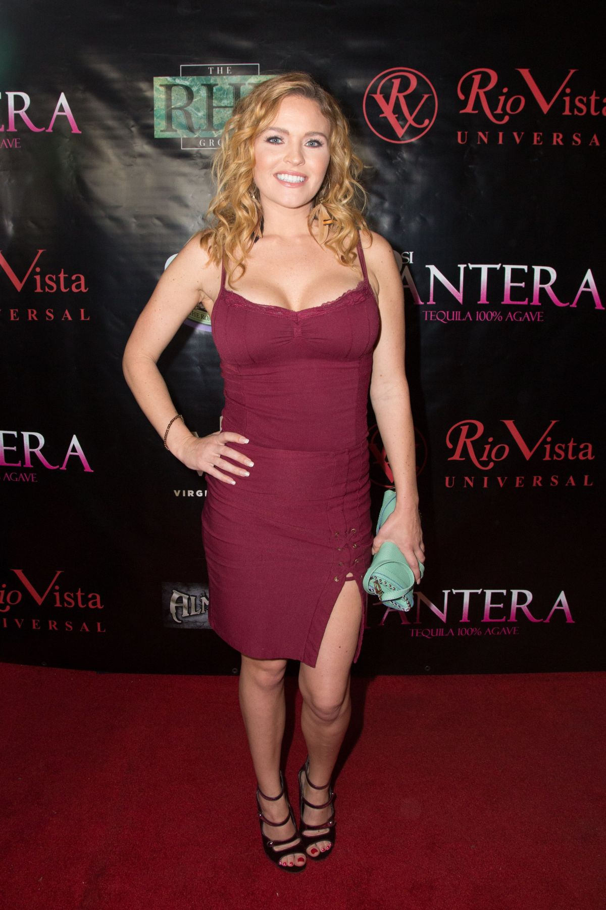 Krissy Lynn At Opening Night Of Farinelli And The King At The Belasco Theatre New