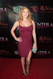 Krissy Lynn At Opening night of Farinelli and the King at the Belasco Theatre, New York