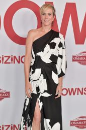"Kristen Wiig At ""Downsizing"" premiere in Westwood"