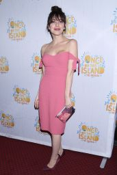 Krysta Rodriguez At Broadway Opening Night party for Once On This Island at the Copacabana - New York