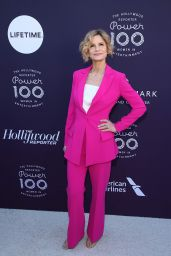 Kyra Sedgwick At Hollywood Reporter