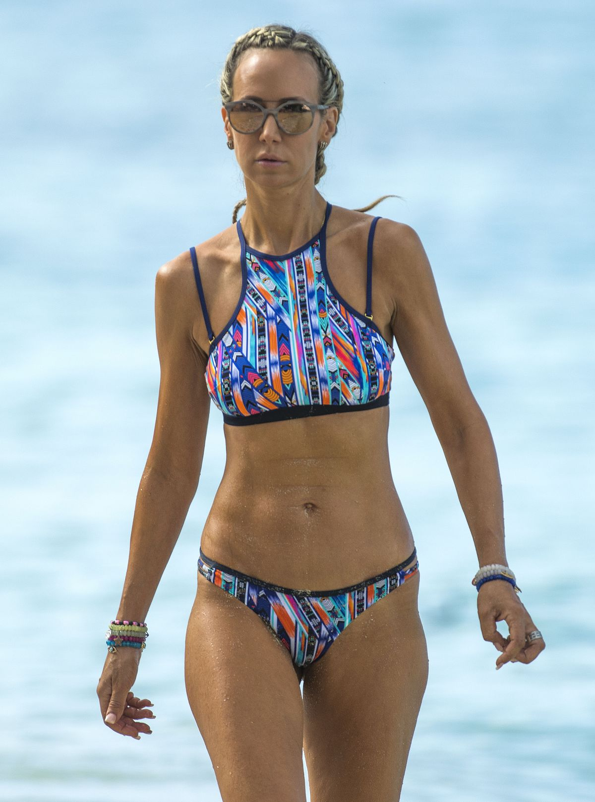 Lady Victoria Hervey in Bikini Boat Party in Barbados Pic 11 of 35