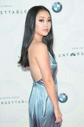 Lana Condor At the 16th annual Unforgettable Gala at The Beverly Hilton Hotel in Los Angeles, California
