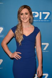 Laura Kenny At Sports Personality Of The Year At Echo Arena in Liverpool
