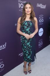 Lea Michele At The Hollywood Reporter