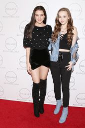 Lilimar At Dove x BELLAMI Collection launch party in Culver City