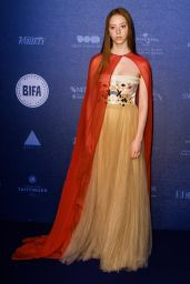 Lily Newmark At British Independent Film Awards, Old Billingsgate, London, UK