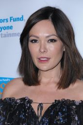 Lindsay Price At The Actors Fund