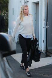 Lindsay Shookus Seen in Burbank