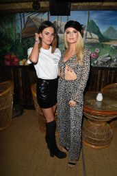 Lottie Moss Attends The Influencer launch party at Mahiki Kensington in London, UK