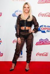 Louisa Johnson At Capital