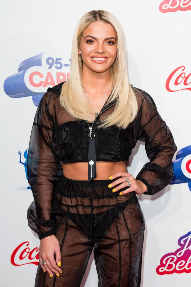 Louisa johnson see through - 2019 year